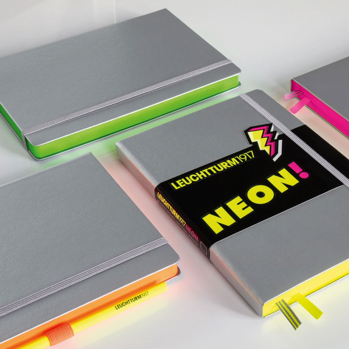 Notizbuch Neon! Edition