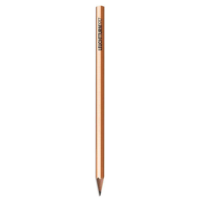 Bleistift HB, LEUCHTTURM1917, Kupfer